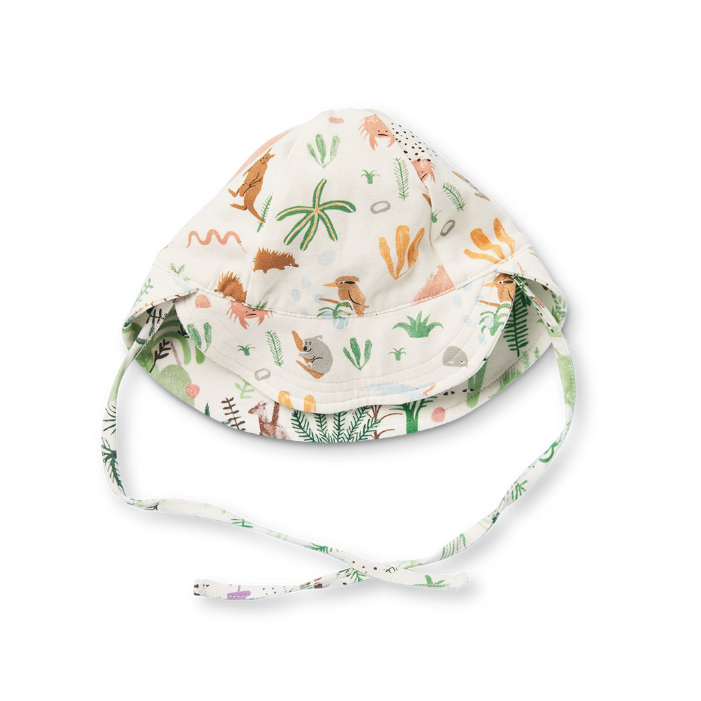 Outback Dreamers Reversible Sun Hat