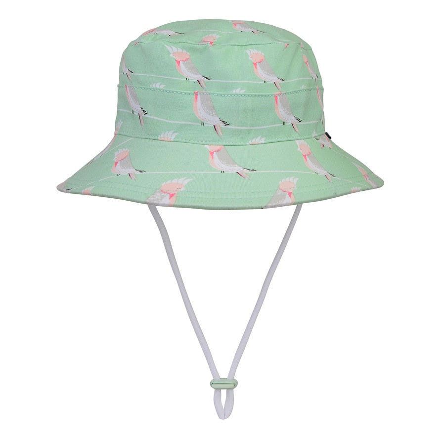 Kids Bucket Hat - galah