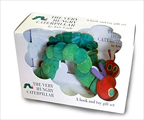 Very Hungry Caterpillar (Book And Toy Pack)