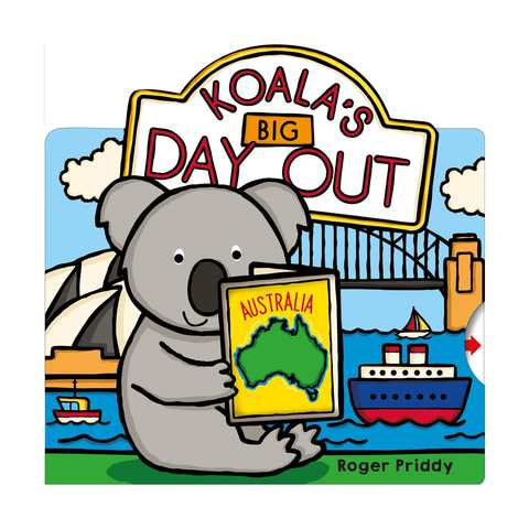 Koala's Big Day Out