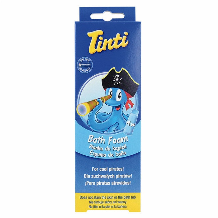 Tinti Bath Foam - Blue