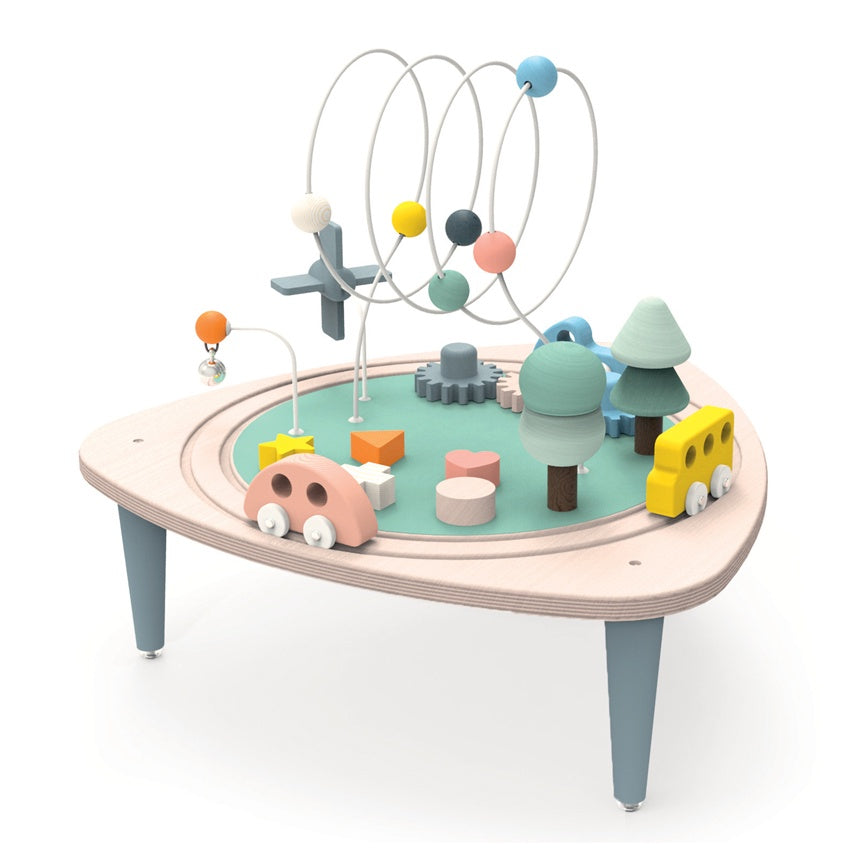 Cocoon Activity Table