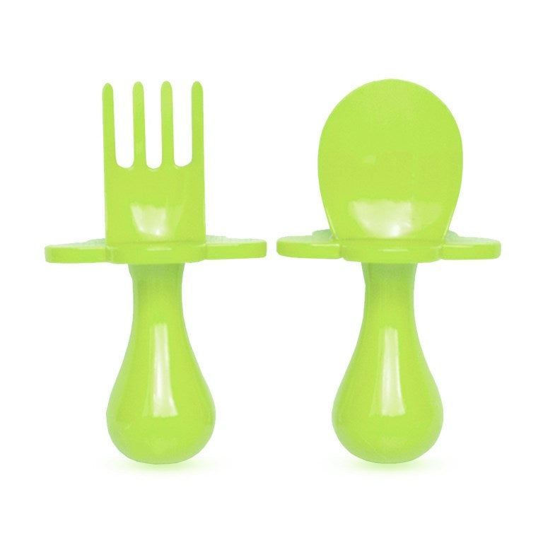 Grabease - Toddler fork and Spoon set