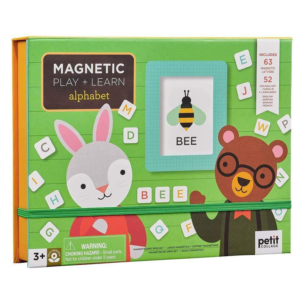 Magnetic Alphabet Play & Learn Set