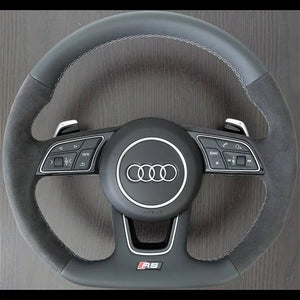 Audi Rs3/Rs5/TTRS/R8 Carbon Extended Paddle Shifters - VHW-Import