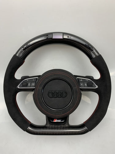A6/Rs6/S6/A7/Rs7/S7/A5/Rs5/S5/A4/S4/RS4 Pre Facelift Carbon LED wheel - VHW-Import