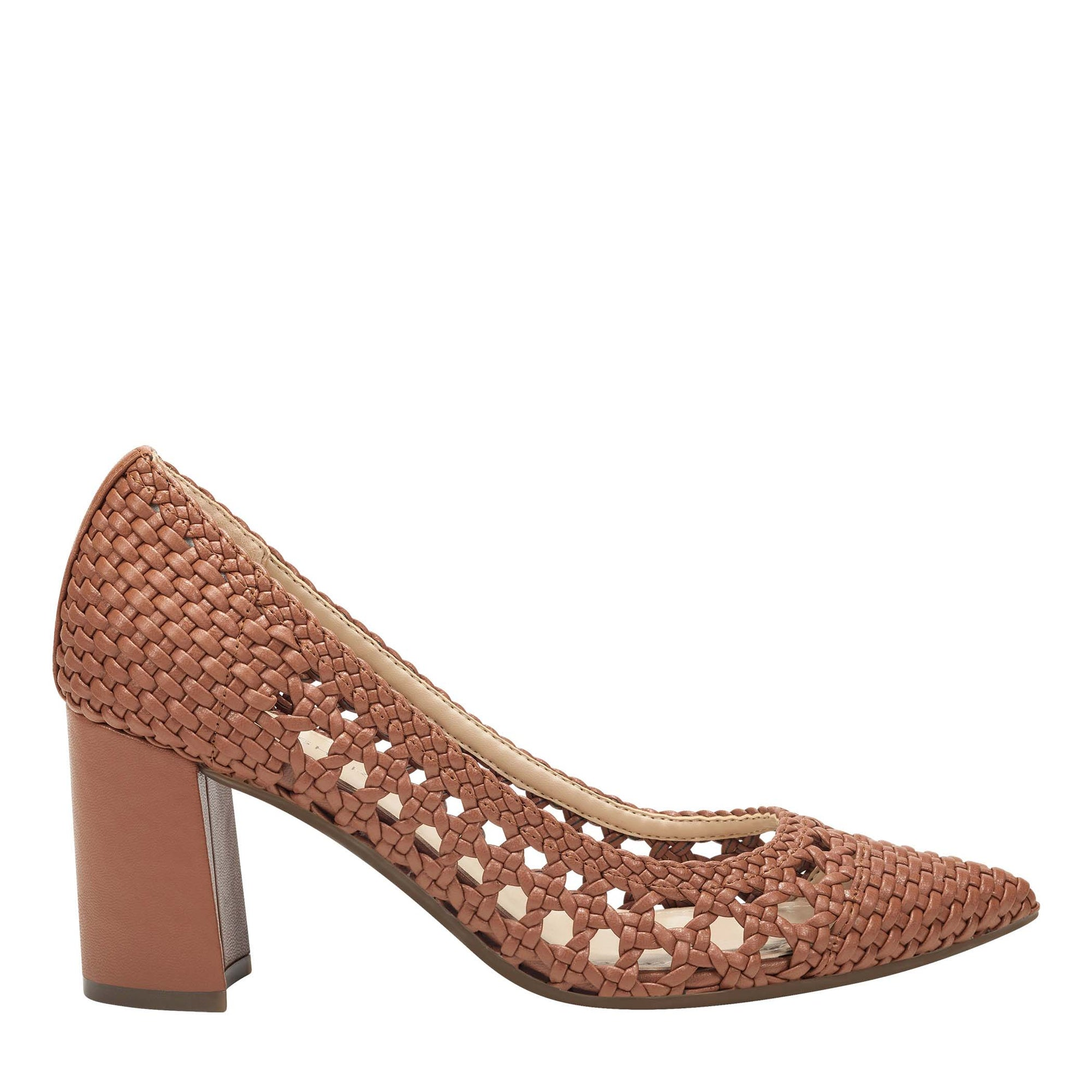 Carly Woven Pump