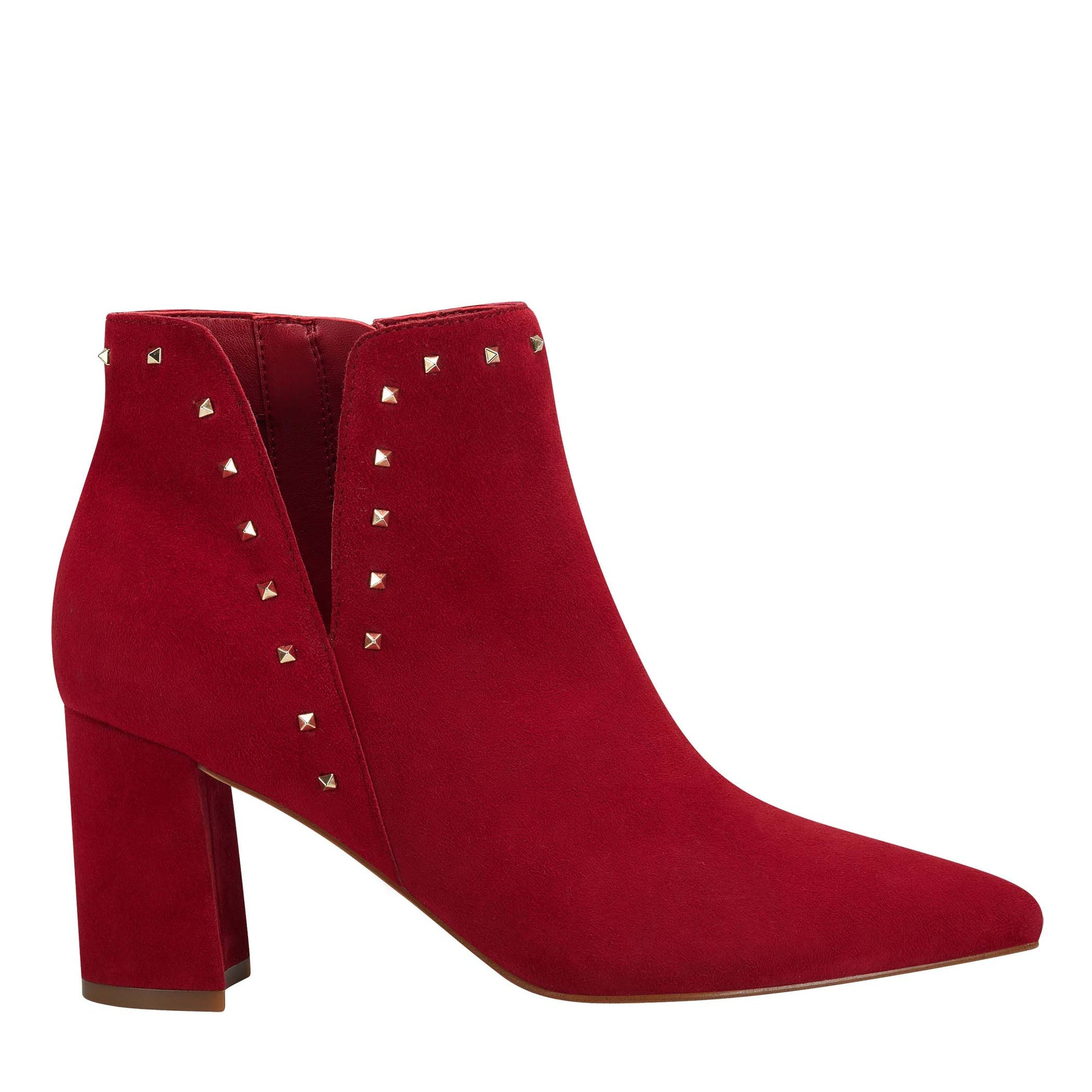 Client Studded Bootie