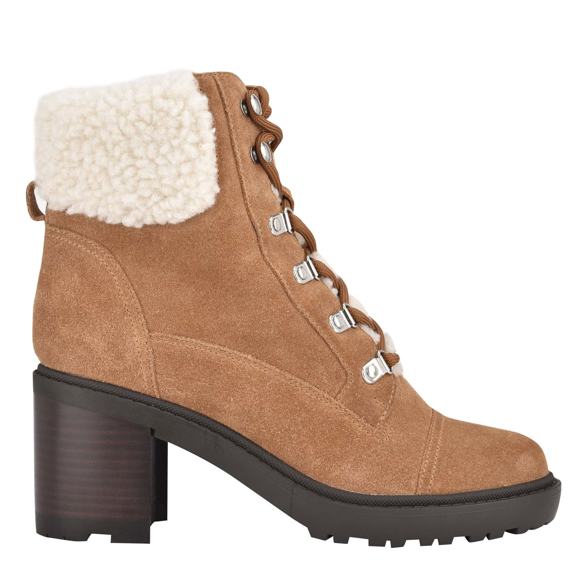 Lakynn Lace Up Hiker Bootie