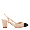 Laynie Block Heel Pump