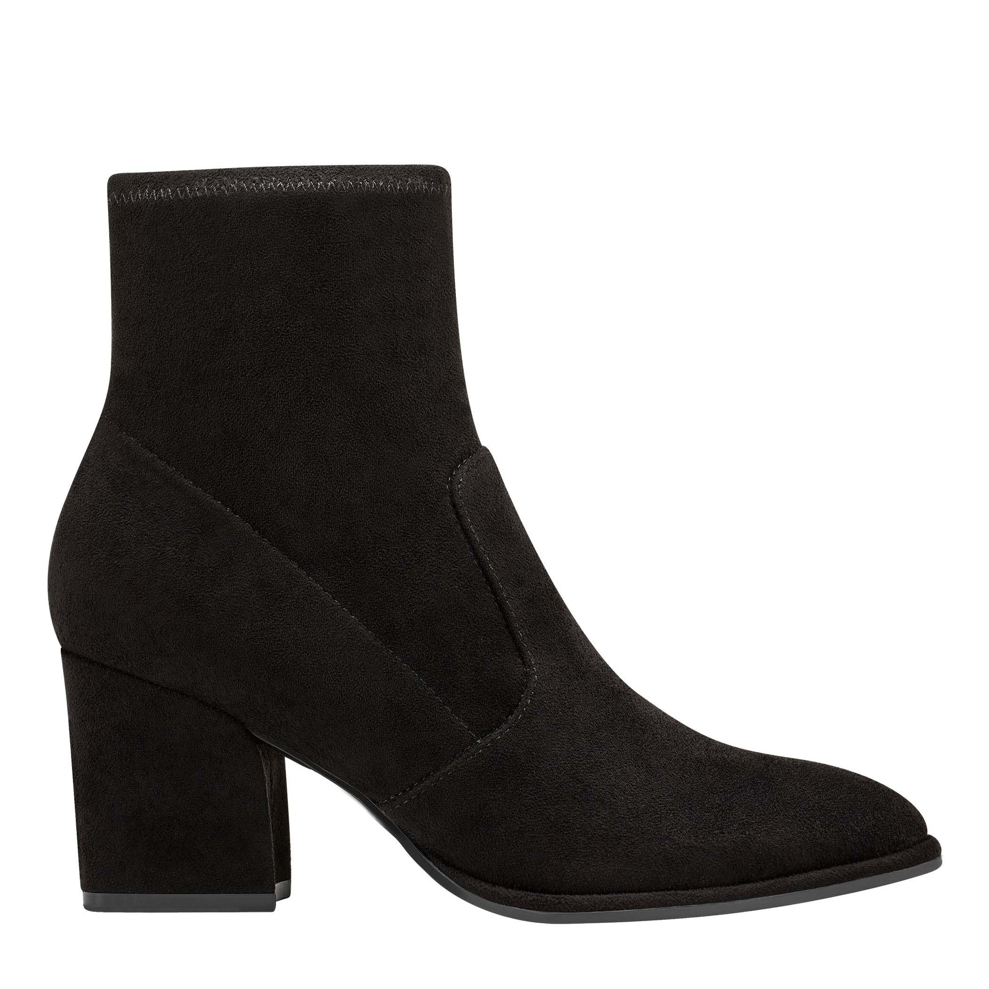Leave Heeled Bootie