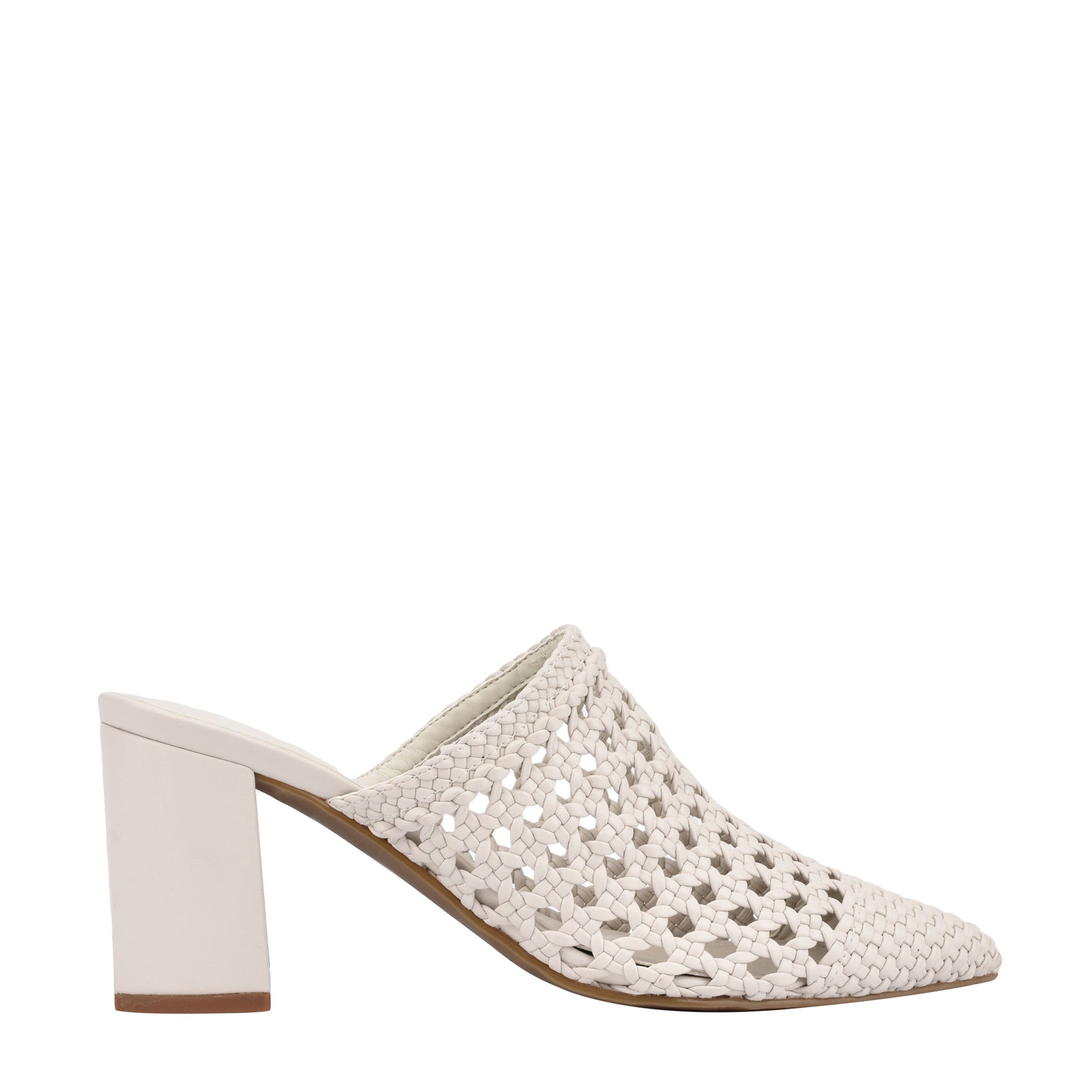 Relly Woven Pump Mule