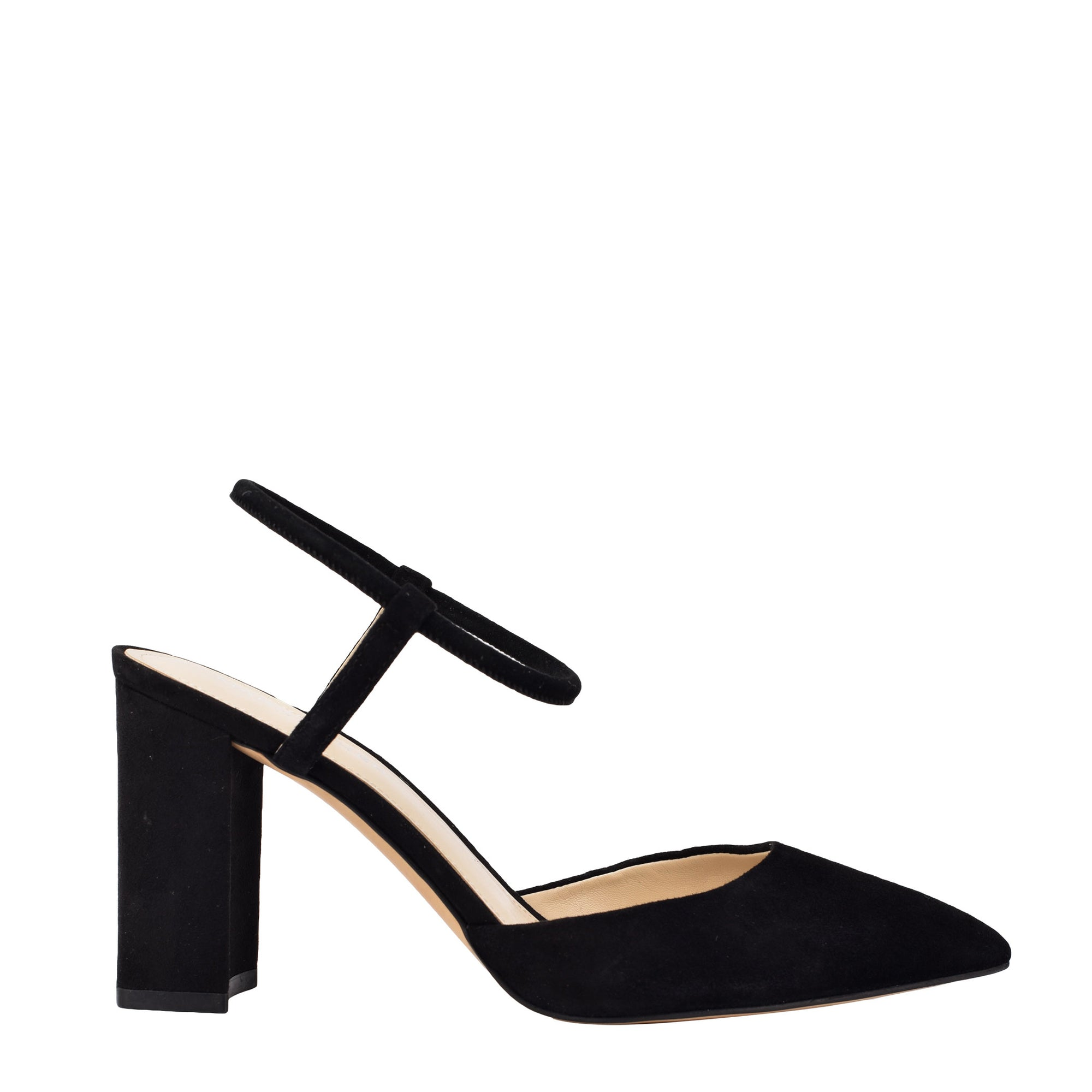 Velise Ankle Strap Pump