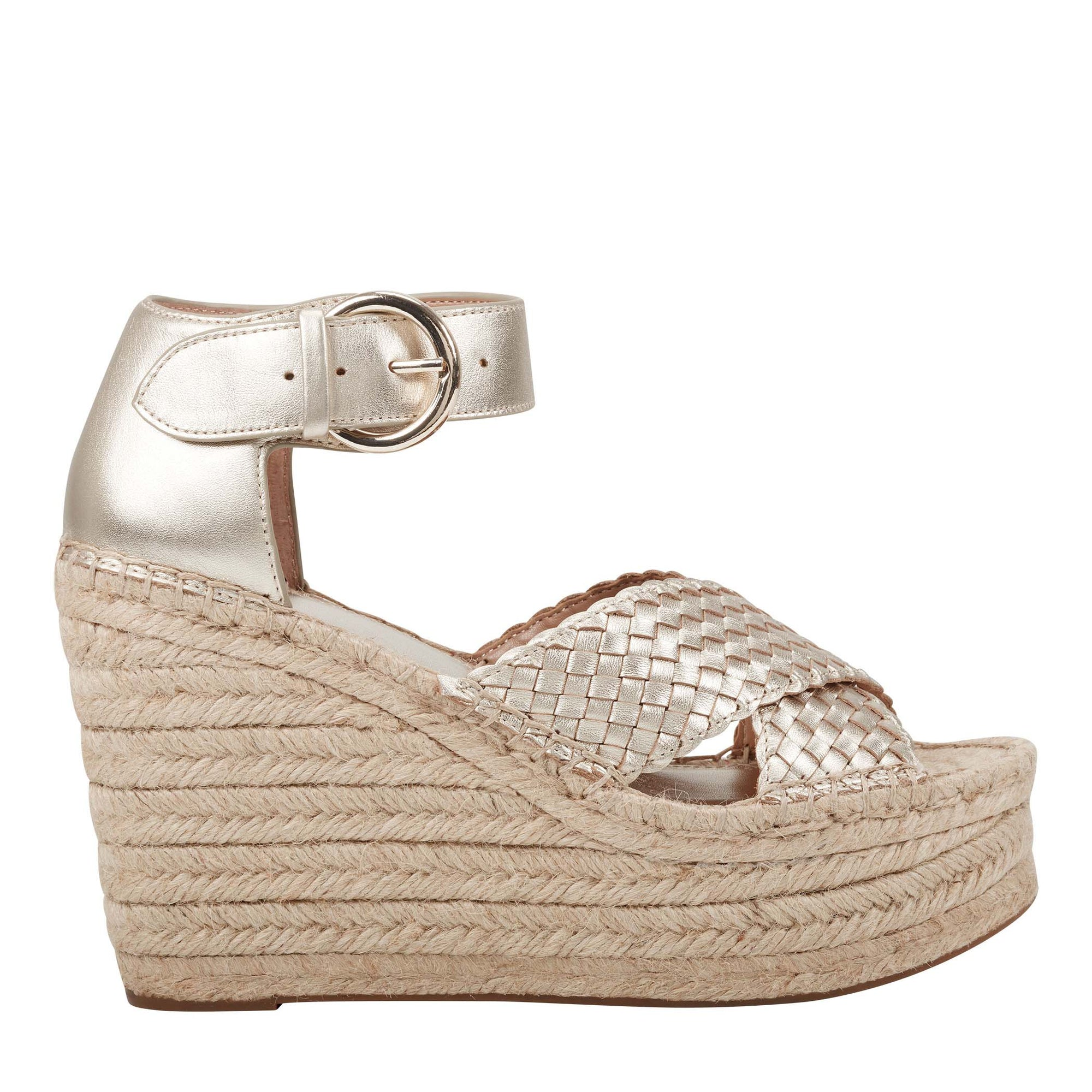 Aylon Espadrille Wedge Sandal