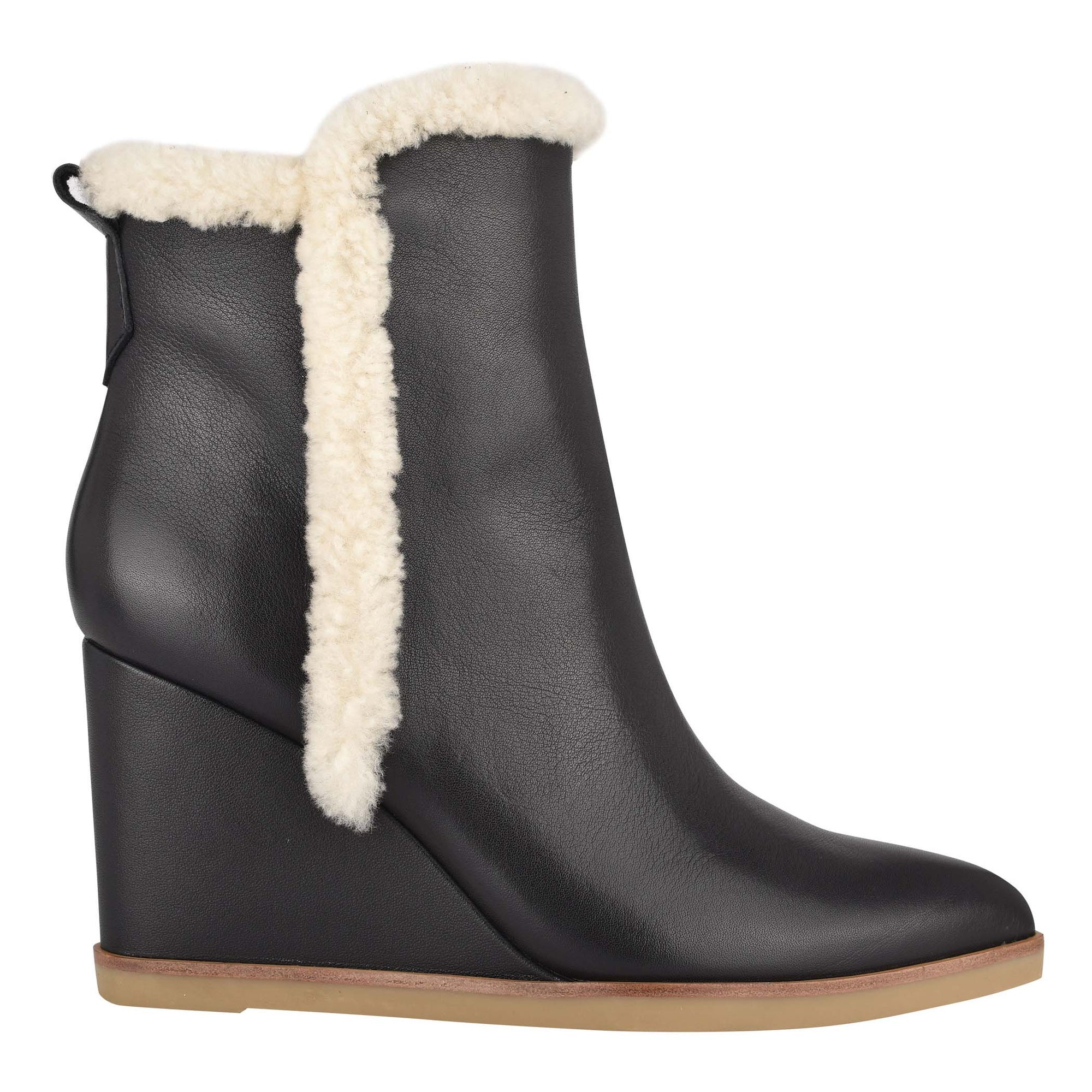 Brendan Wedge Bootie