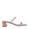Brent Heeled Slide Sandal