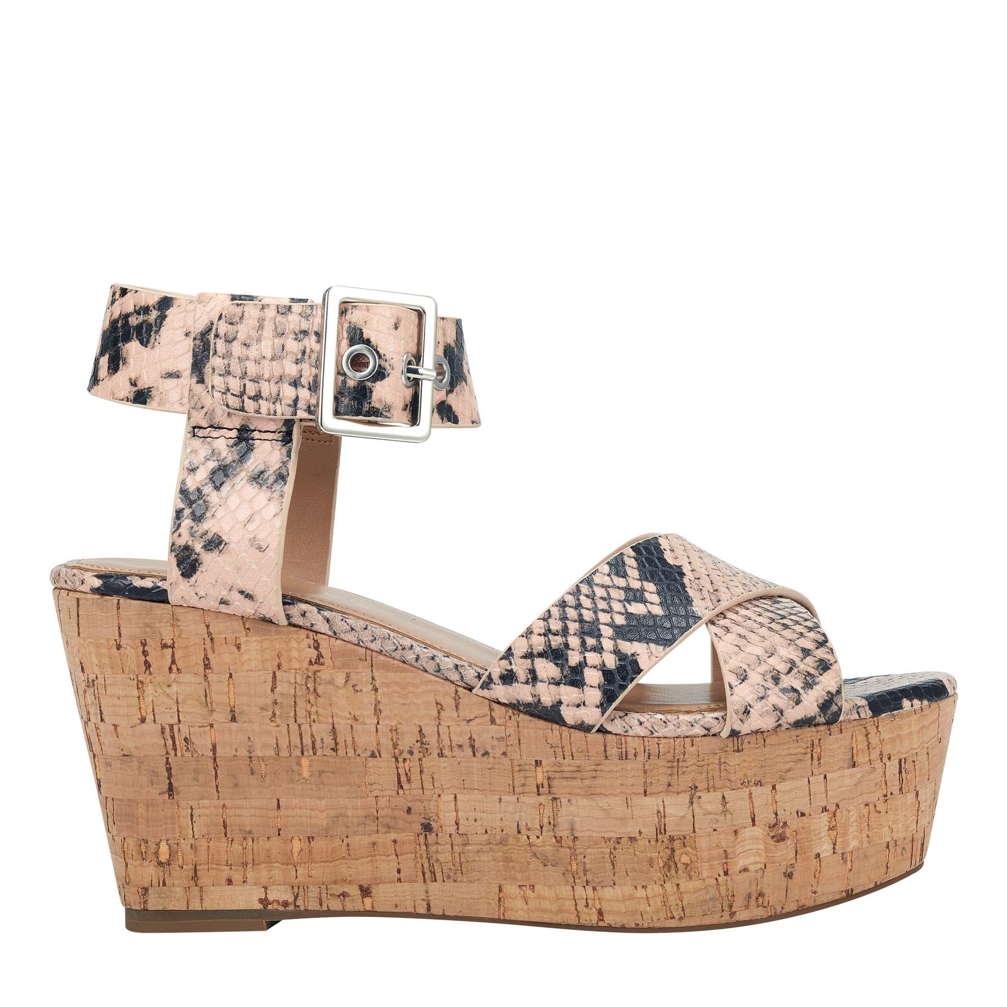 Cacie Wedge Sandal