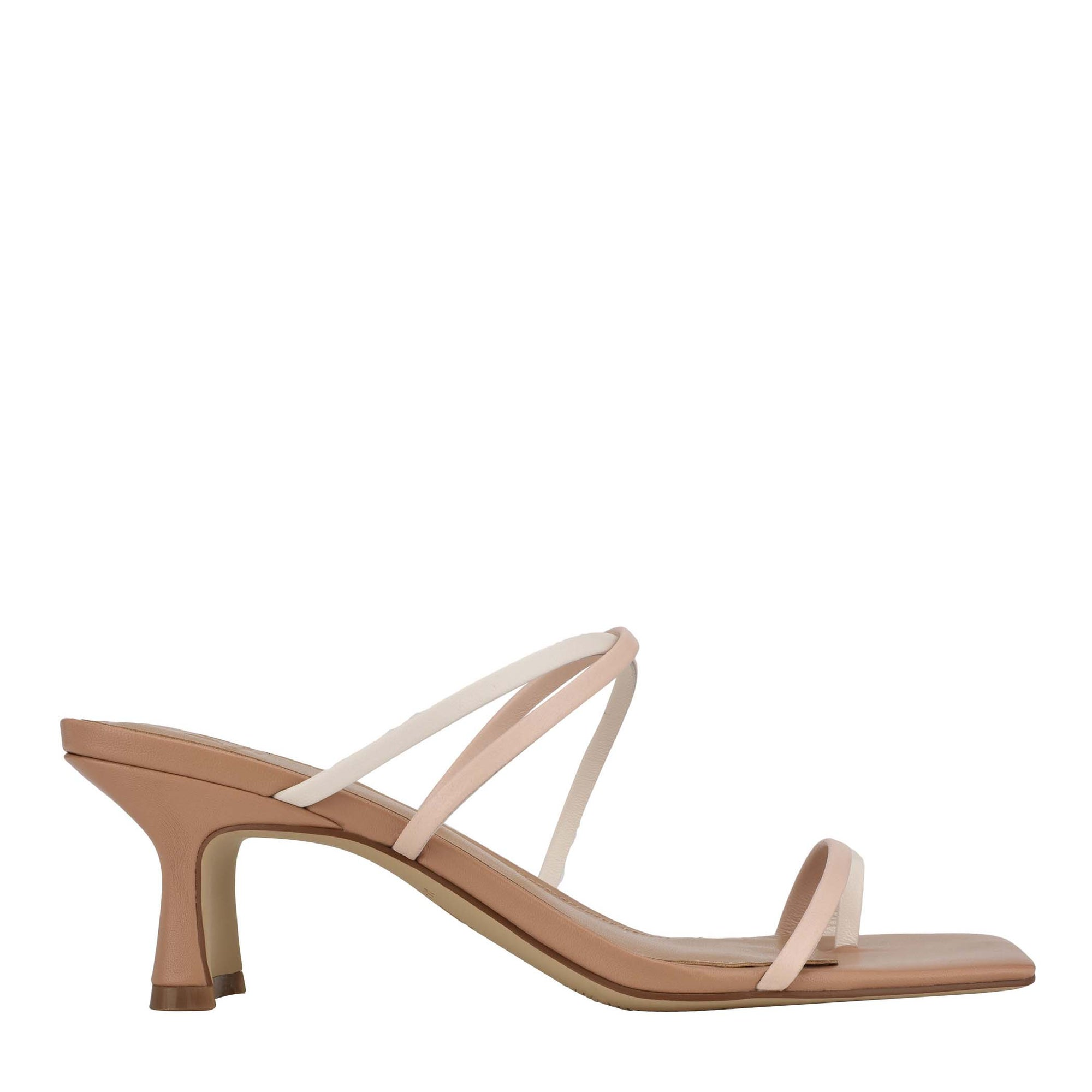 Calida Slip On Heeled Sandal