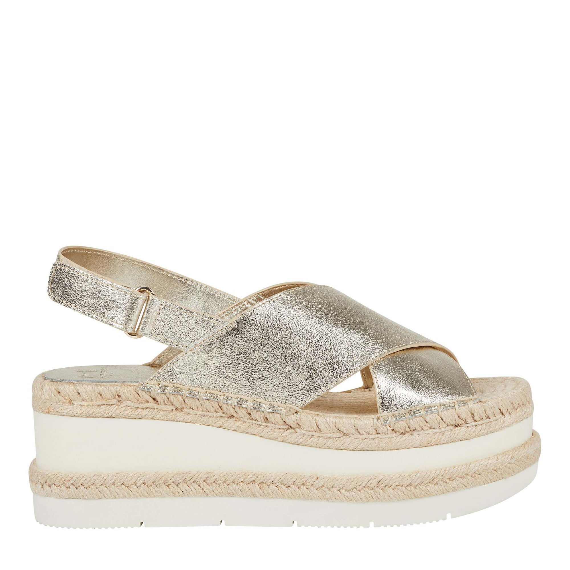 Gandy Espadrille Wedge Sandal