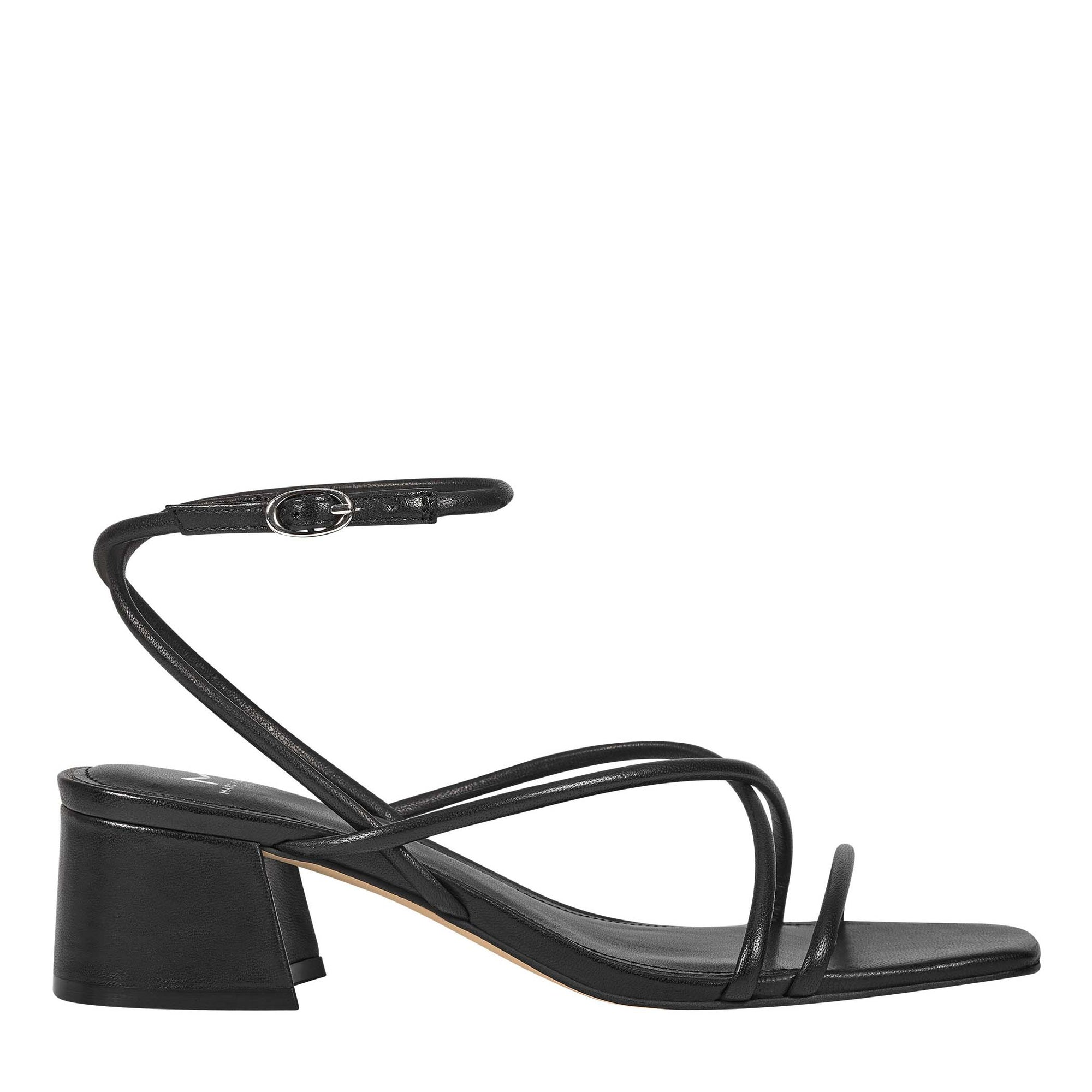 Jared Block Heel Strappy Sandal