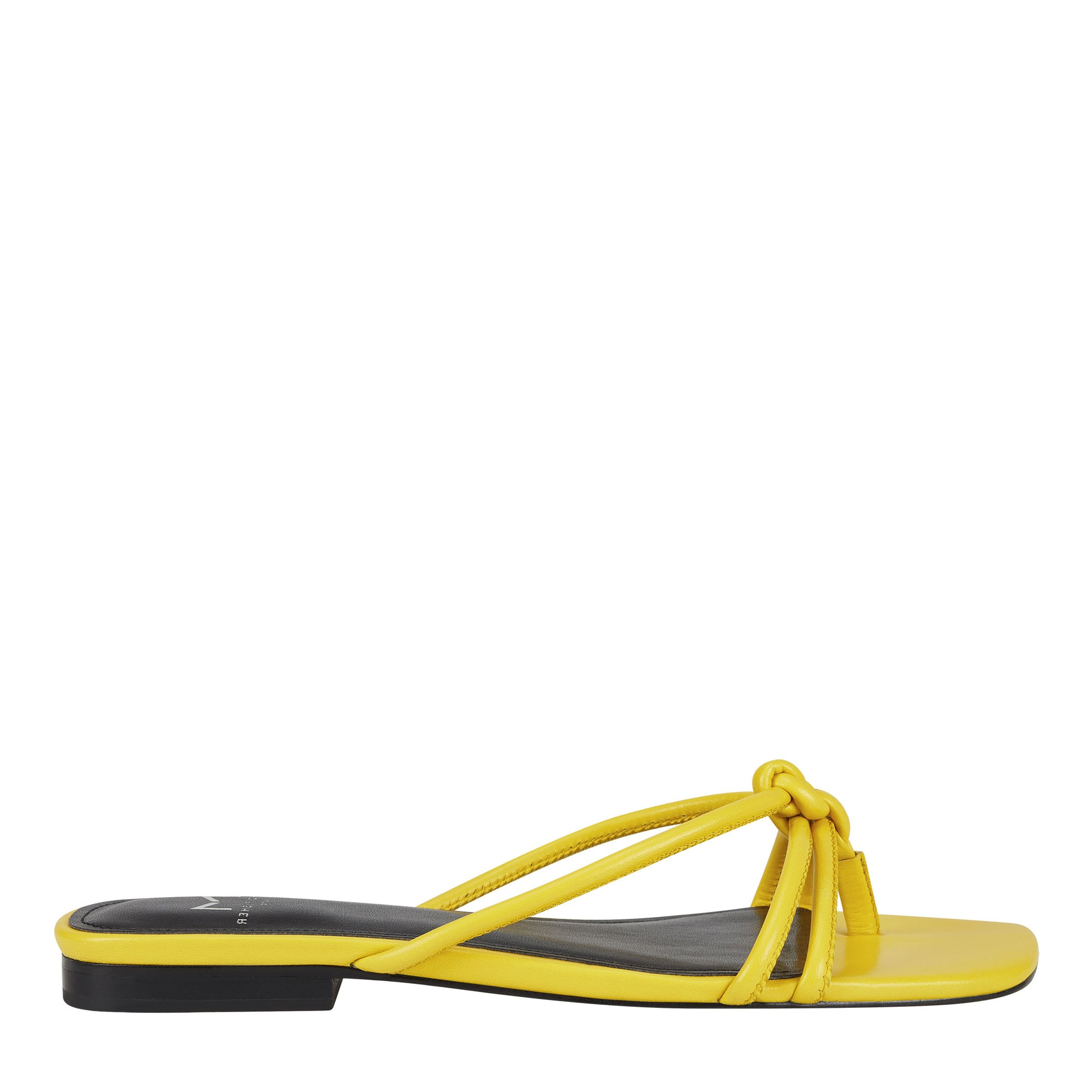 monty-flat-slide-in-yellow-leather