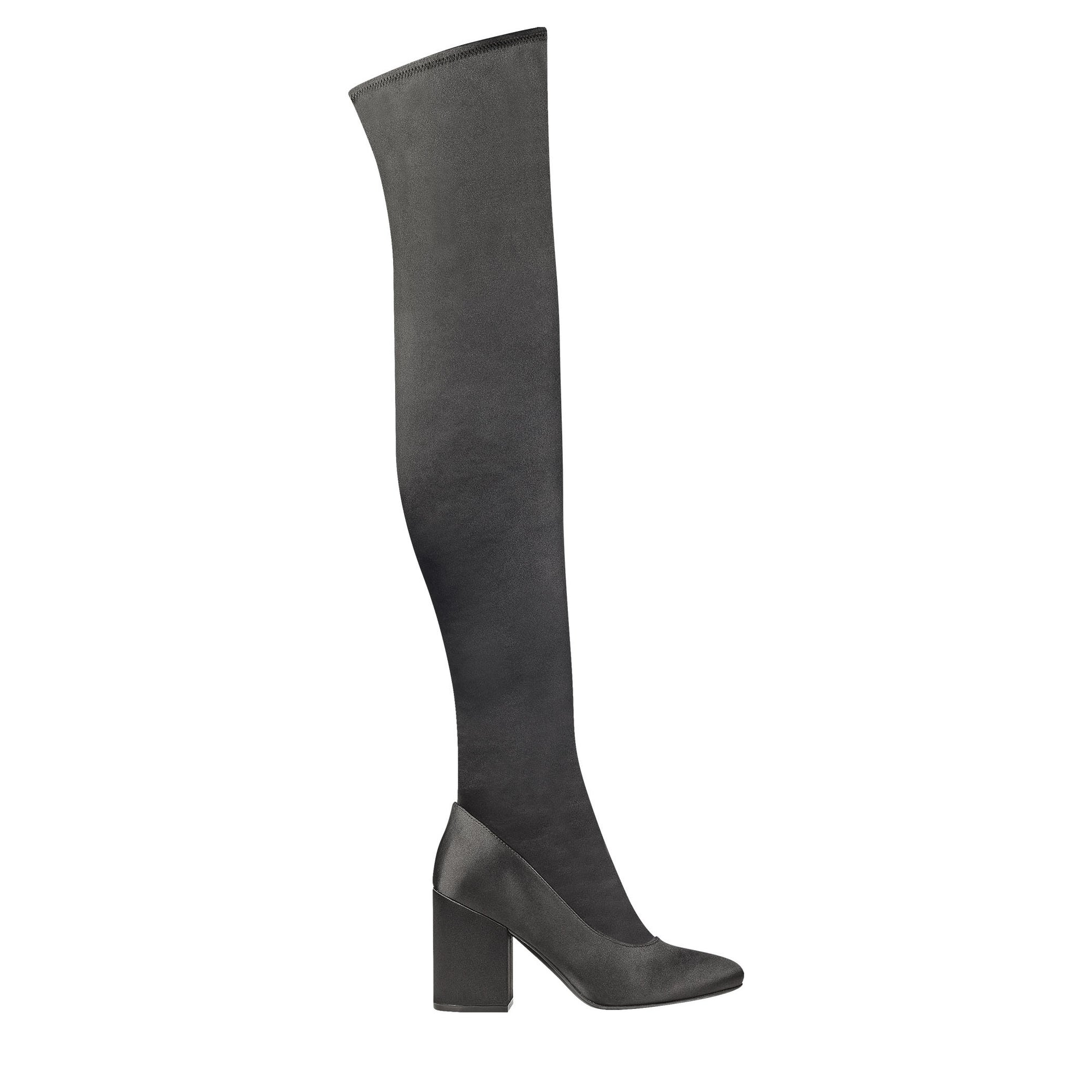 Praye Over The Knee Stretch Boot