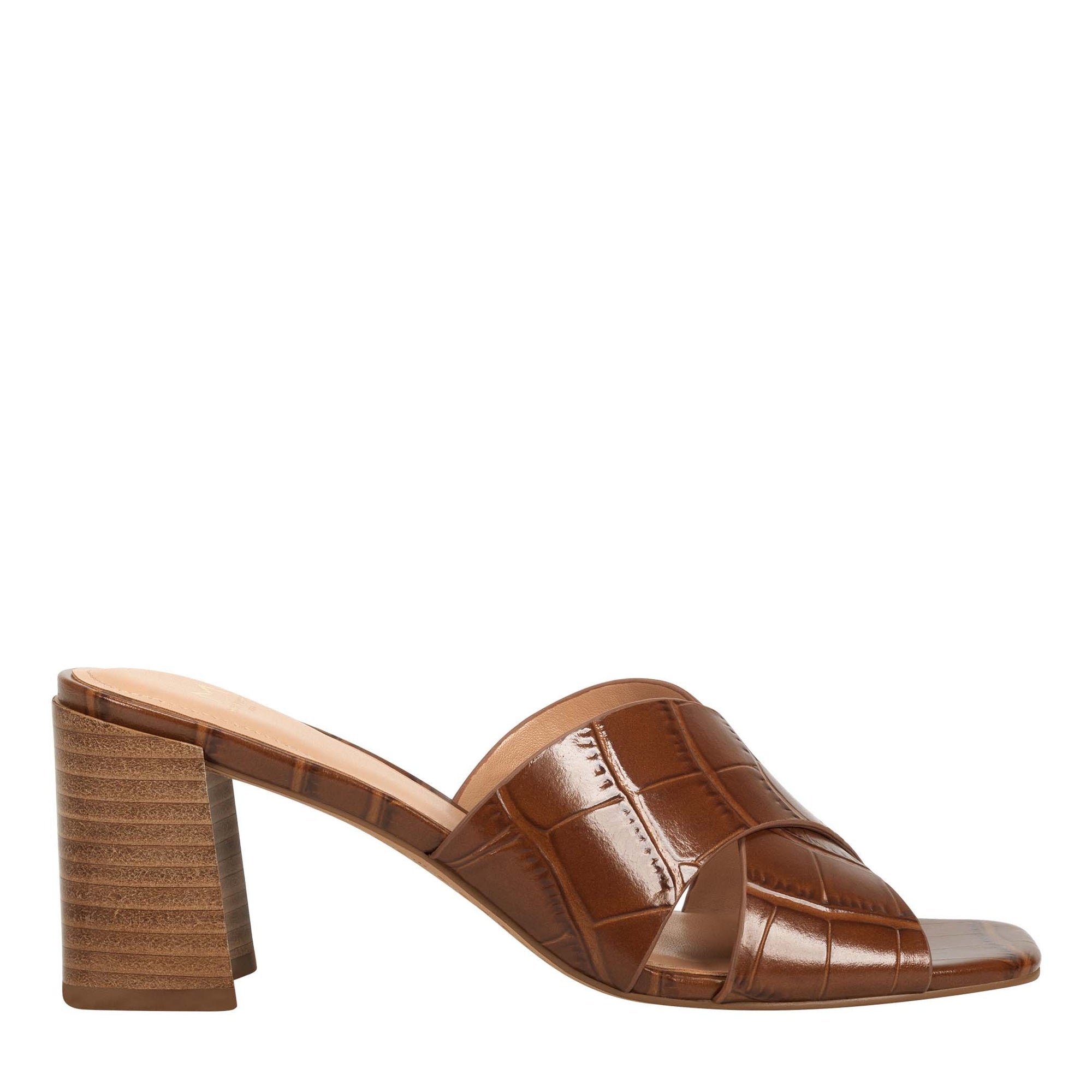 Saydi Heeled Slide