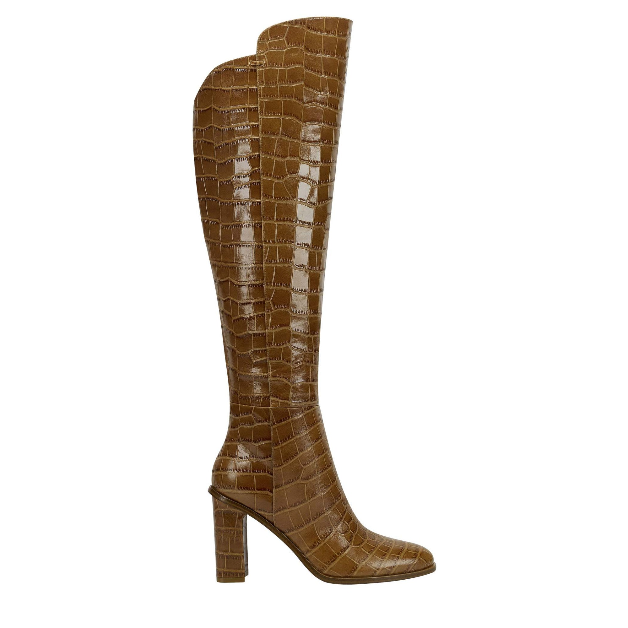 Unella Heeled Tall Boot