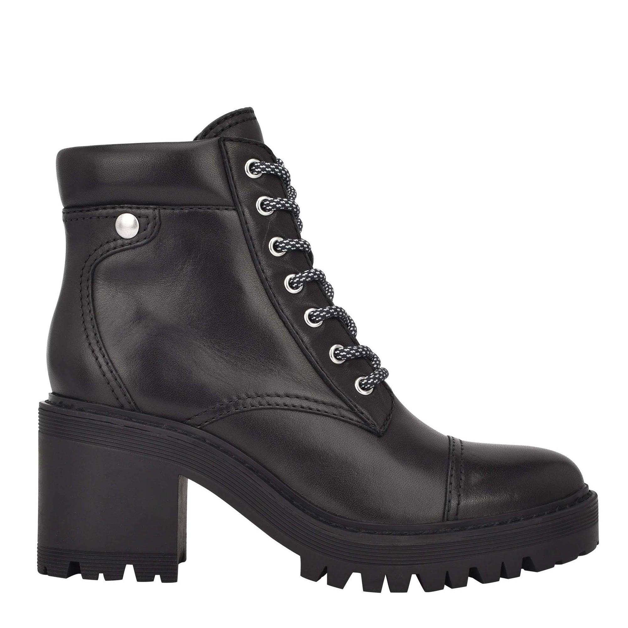 Wenner Lace-Up Bootie