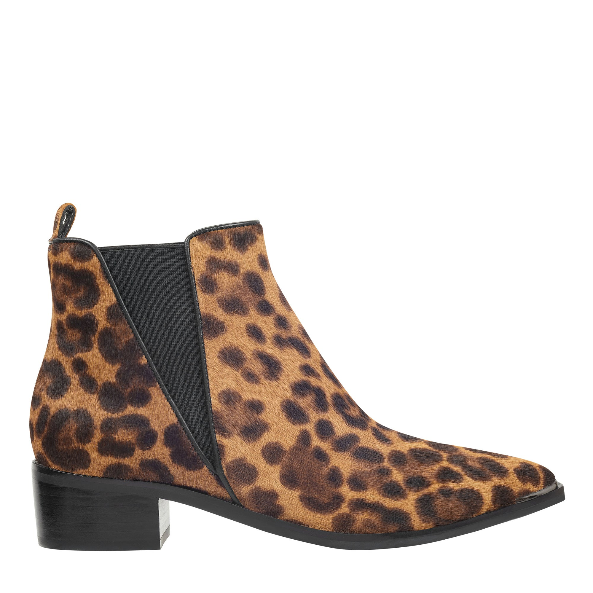 Yalely Pointy Toe Chelsea Bootie