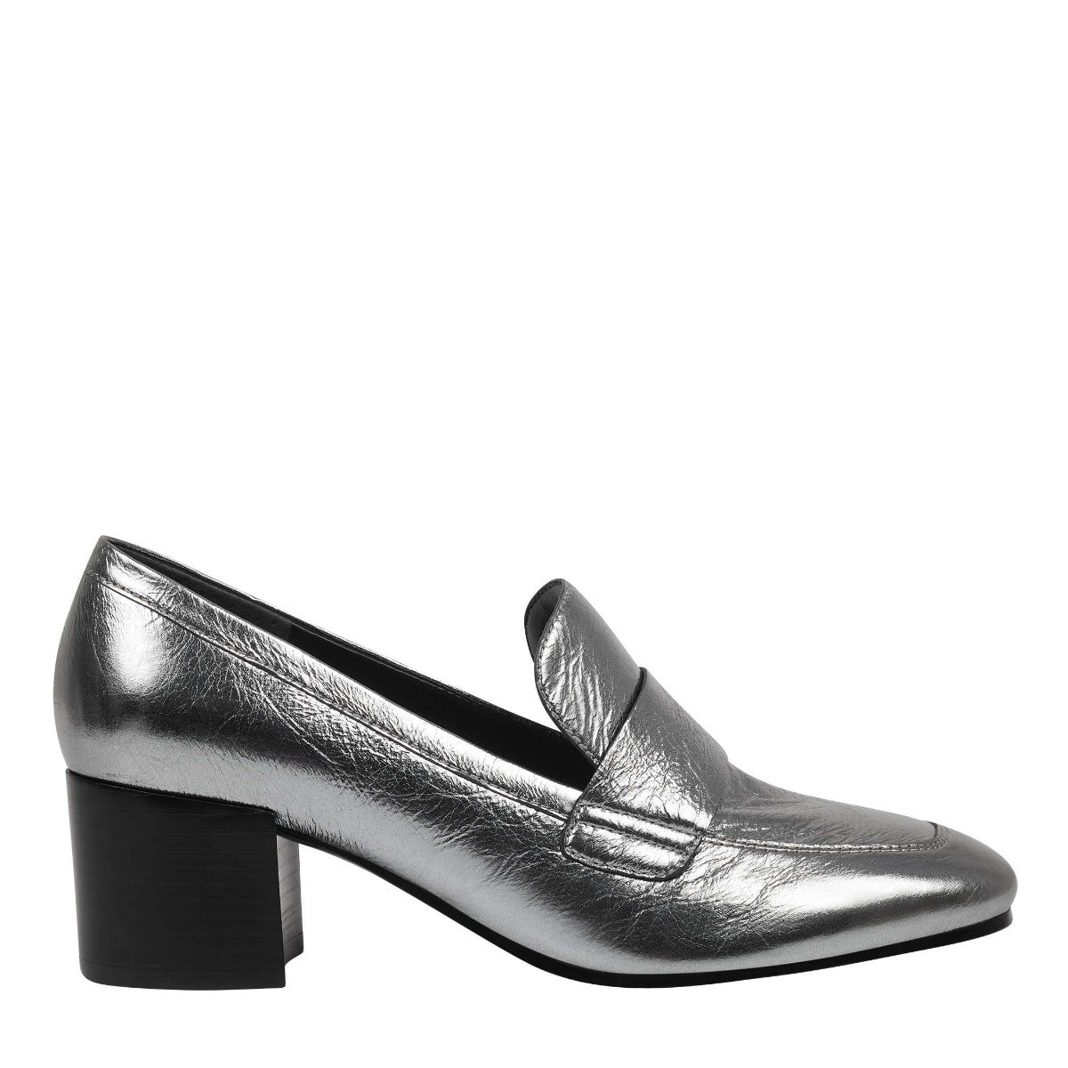 Hudson Heeled Loafer