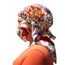 Load image into Gallery viewer, Head Wrap & Mask Combination