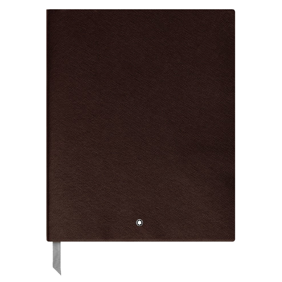 Montblanc Sketch Book In Pelle Color Tabacco 113603