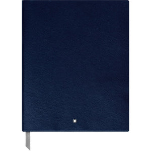 Montblanc Sketch Book In Pelle Color Indigo 113604