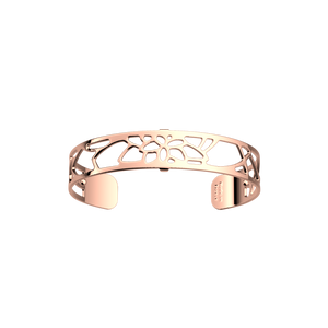 Les Georgettes Bracciale Nénuphar 14 mm Finitura Oro Rosa