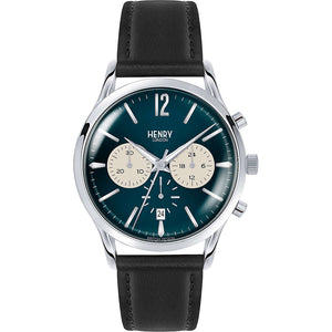 Henry London Orologio Uomo Chrono Knightsbridge