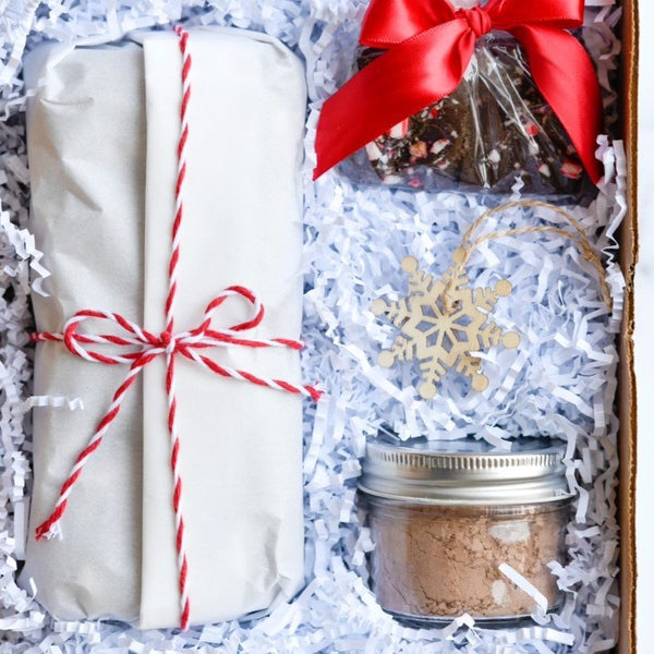 Gluten Free Baby, It's Cold Outside Holiday Gift Box
