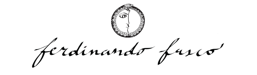 ferdinando fusco logo sorrento fashion designer