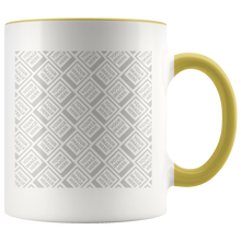 Load image into Gallery viewer, Personalized 11oz Accent Mug