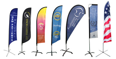Pop Up Flags