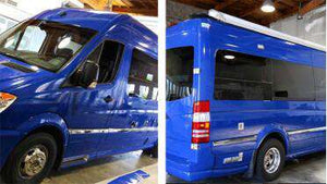 Color Change Vehicle Wraps