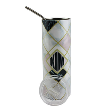 Load image into Gallery viewer, 20oz Luma Steel Tumbler w Straw