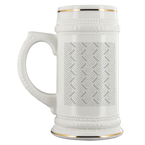 Personalized Beer Stein
