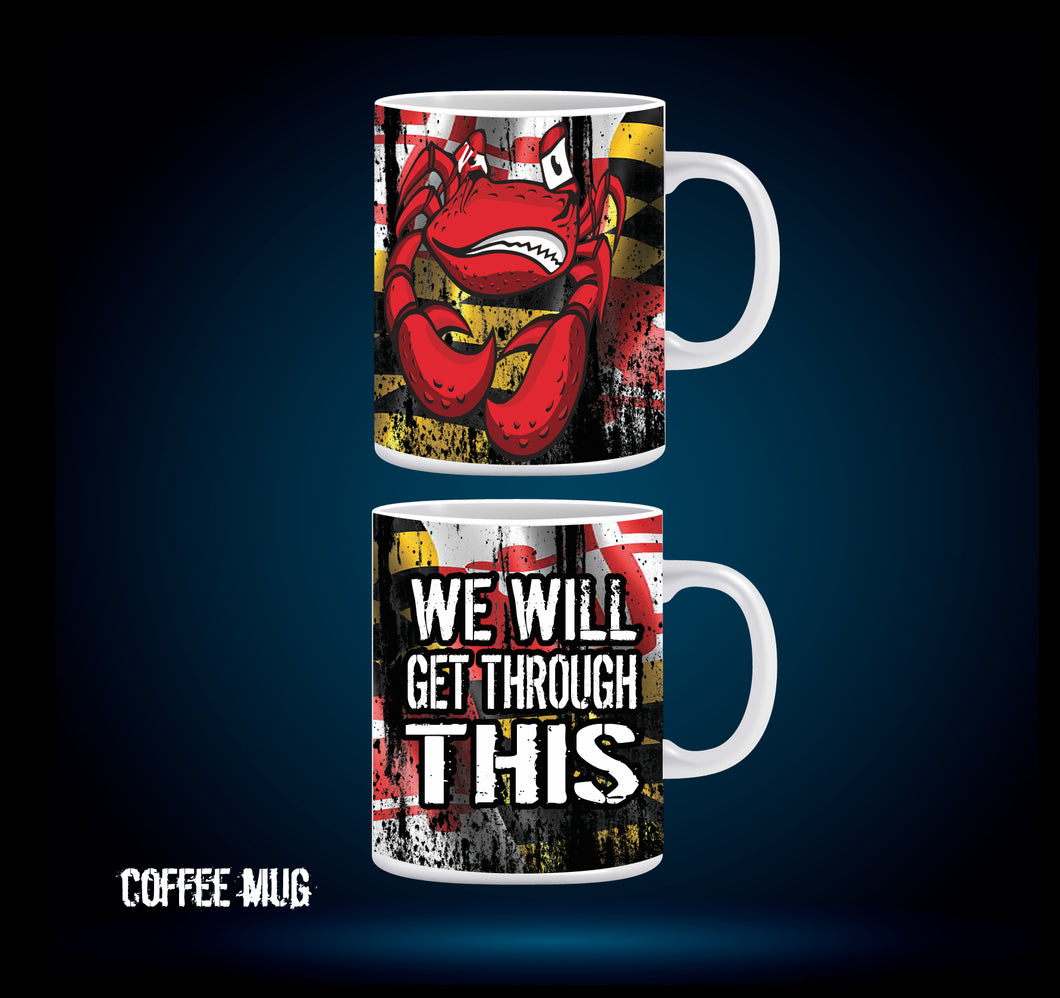 Fight Covid-19 Coffee Mugs