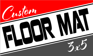 Marketing Floor Mat