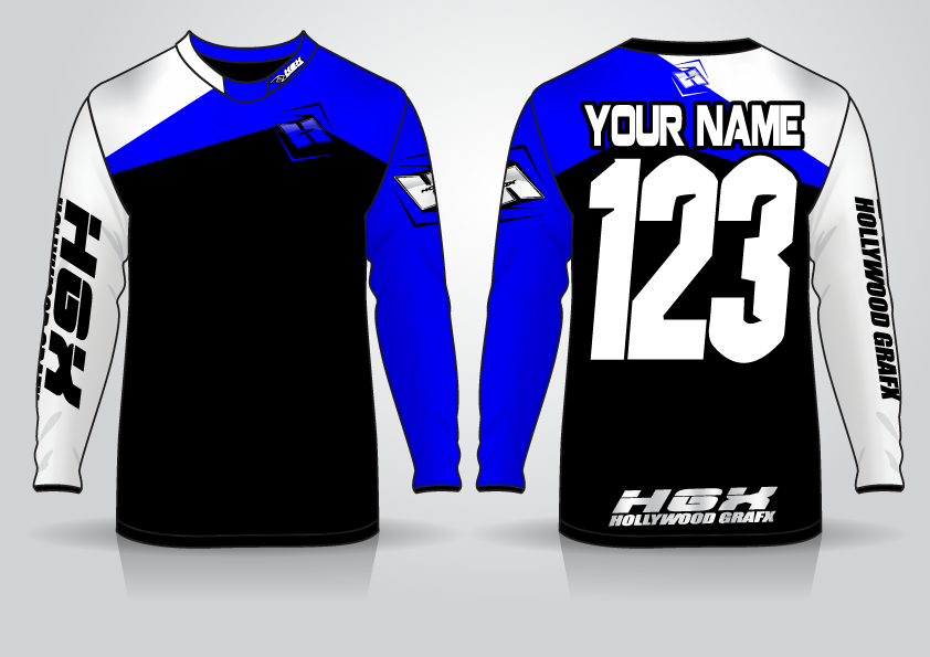 Element Motocross Jersey