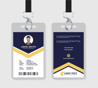 Custom ID Badges 2.125
