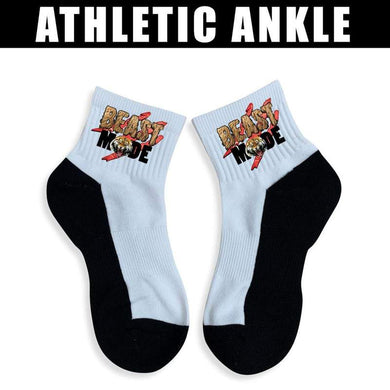 Athletic Ankle Socks - Custom