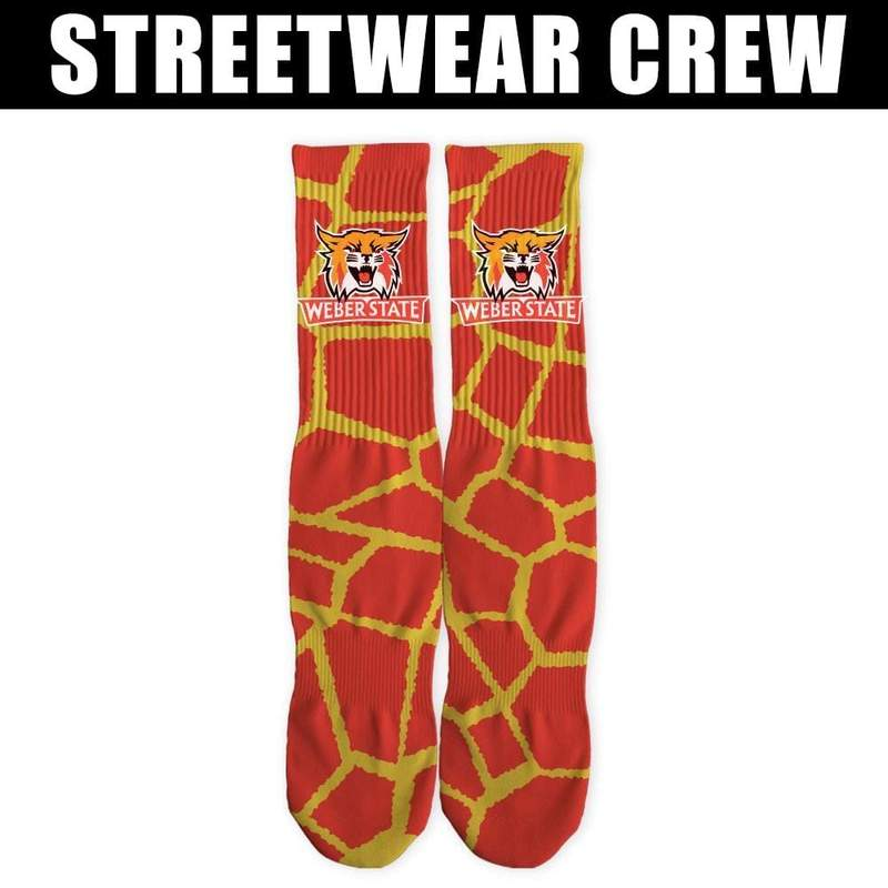 Design Your Own Streetwear Crew Sock