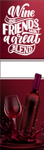 Load image into Gallery viewer, Hardboard Insert for Wine Case